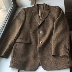 Lauren Ralph Lauren blazzer tweed wool 40L